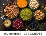 Legumes  Lentils  Chikpea And...