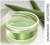 natural cream nutritious | Shutterstock .eps vector #1372233782