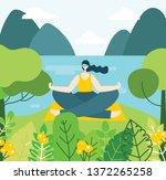 vector illustration concept... | Shutterstock .eps vector #1372265258