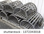 Old Silver Color Metalic Cages...