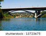 Bridges In Folsom California