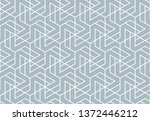 abstract geometric pattern with ...   Shutterstock .eps vector #1372446212
