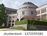 austin  tx   oct 14  bullock... | Shutterstock . vector #1372559282