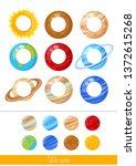 educational children game ...   Shutterstock .eps vector #1372615268