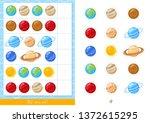 educational children game ...   Shutterstock .eps vector #1372615295