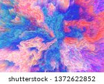 bright colorful vector...   Shutterstock .eps vector #1372622852