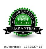 green powerful high quality... | Shutterstock .eps vector #1372627418