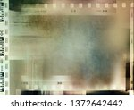 film negative frames background....   Shutterstock . vector #1372642442