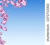 european union euro notes...   Shutterstock .eps vector #1372713302