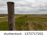 a prairie landscape. perhaps a... | Shutterstock . vector #1372717202