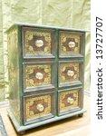 beautifully restored antique... | Shutterstock . vector #13727707