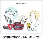 The Cat Owner Is Selling Fish...