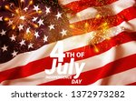 united states of america usa... | Shutterstock .eps vector #1372973282
