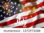 united states of america usa... | Shutterstock .eps vector #1372973288