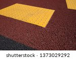 colored tactile tiles | Shutterstock . vector #1373029292