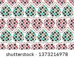 abstract colored vector... | Shutterstock .eps vector #1373216978