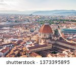 Stock photo firenze italy may views of the basilica di san lorenzo church and the cappelle 1373395895