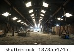 Abandoned Old Factory Interior...