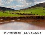 ancient salt exploitation of...   Shutterstock . vector #1373562215