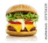 Delicious Burger Containing...