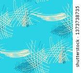 various hatches. seamless... | Shutterstock .eps vector #1373738735