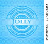 jolly light blue water wave...   Shutterstock .eps vector #1373905355