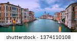 Venice  Italy. Panoramic...