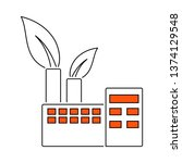 ecological industrial plant...
