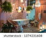 milan italy 04.13.2019  ... | Shutterstock . vector #1374231608