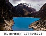 Lake Paron Andes Mountain  Per...