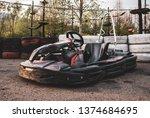 visegr d  hungary   april  2019 ... | Shutterstock . vector #1374684695