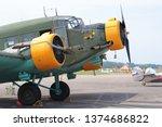 plzen line  czech republic  ... | Shutterstock . vector #1374686822
