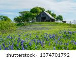 View Of Old Barn With...