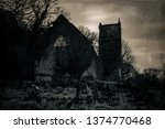 The Ruined Church Of St Marys...