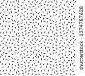 trendy geometric design...   Shutterstock .eps vector #1374787628