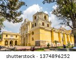antigua guatemala   march 4... | Shutterstock . vector #1374896252