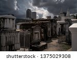 Old Cemetery In New Orleans ...
