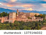 Granada. The Fortress And...