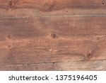 brown old wood texture.... | Shutterstock . vector #1375196405