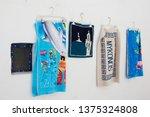 greece mykonos aegean sea | Shutterstock . vector #1375324808