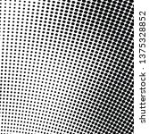 abstract halftone dotted... | Shutterstock .eps vector #1375328852