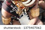 naga tribal traditional... | Shutterstock . vector #1375407062