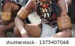naga tribal traditional... | Shutterstock . vector #1375407068