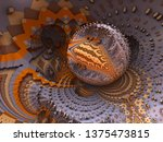 Abstract Artwork   3d...