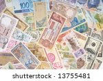 Various Currencies From...