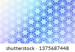 art deco geometric pattern with ...   Shutterstock .eps vector #1375687448