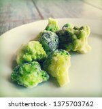 Frosted Broccoli Frozen Veggies ...