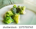 Frozen Veggies Frosted Broccoli ...