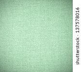 Green Abstract Linen Backgroun...