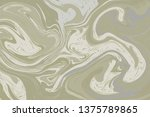 abstract background with waves...   Shutterstock .eps vector #1375789865